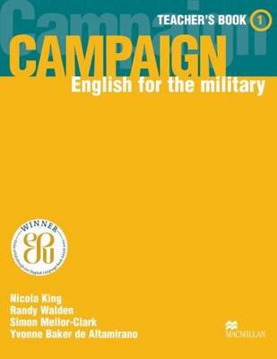 Campaign 1: Campaign 1 TB Teacher's Book (Paperback)