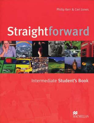 Straightforward Intermediate Student's Book (Board book)