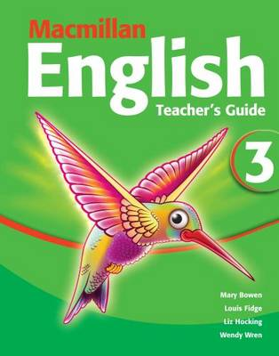 Macmillan English 3 Teacher's Guide (Paperback)