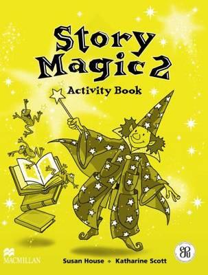 Story Magic 2: Activity Book - Story magic (Paperback)