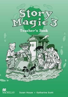 Story Magic 3: Teacher's Book - Story magic (Paperback)