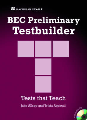 BEC Preliminary Testbuilder & CD Pack