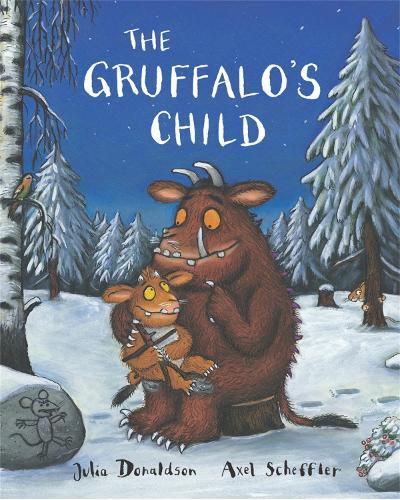 The Gruffalo's Child (Hardback)