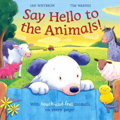 Say Hello to the Animals (Paperback)