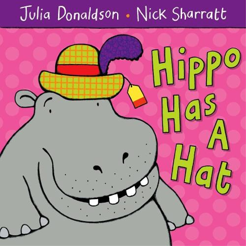 Hippo Has A Hat (Paperback)
