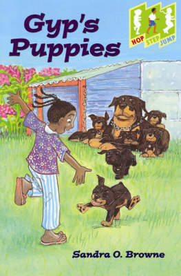 Gyp's Puppies - Hop, Step, Jump (Paperback)