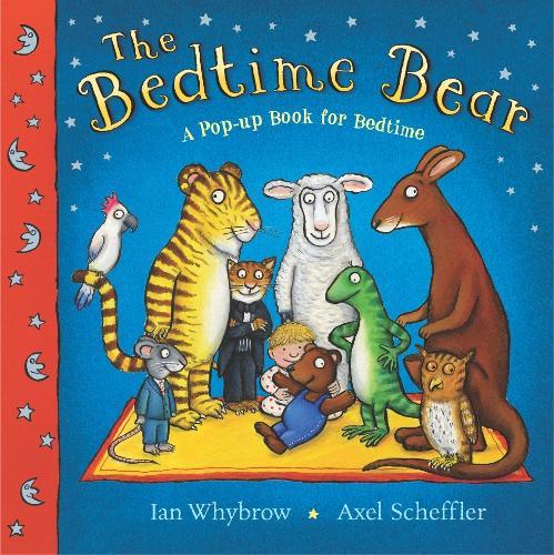 The Bedtime Bear - Tom and Bear (Paperback)