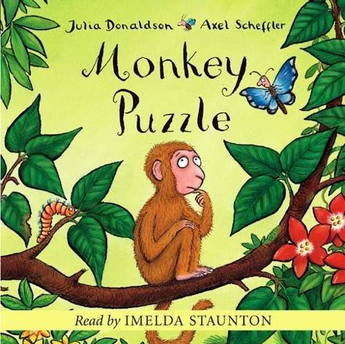 Monkey Puzzle (CD-Audio)