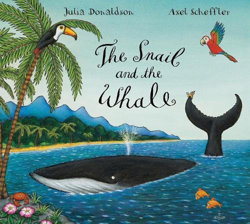 The Snail and the Whale (CD-Audio)