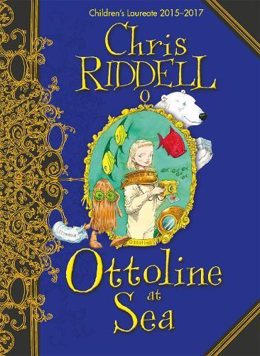 Ottoline at Sea - Ottoline (Hardback)