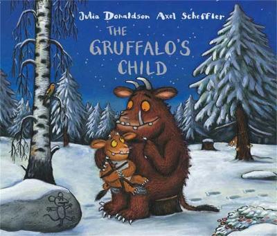 The Gruffalo's Child (CD-Audio)