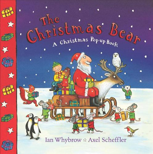 The Christmas Bear - Tom and Bear (Paperback)