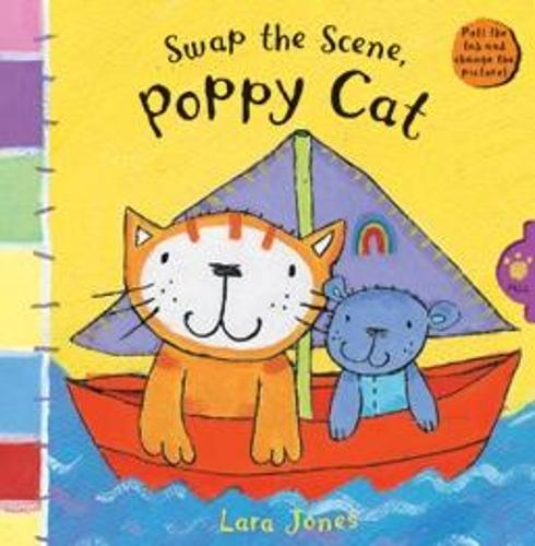 Swap the Scene, Poppy Cat (Hardback)