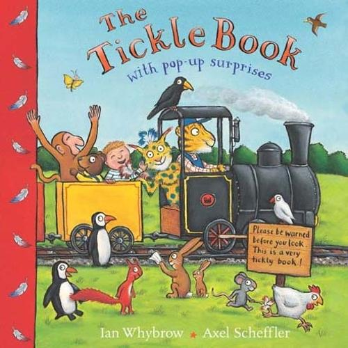 The Tickle Book - Tom and Bear (Paperback)