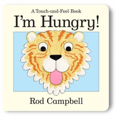 I'm Hungry (Board book)