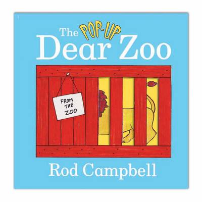 The Pop-Up Dear Zoo (Hardback)