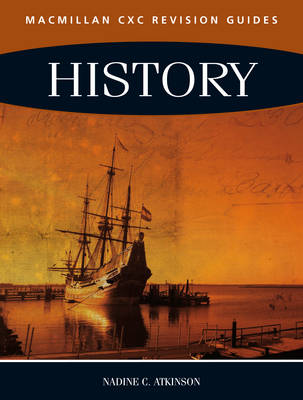 Macmillan Revision Guides for CSEC Examinations: History (Paperback)