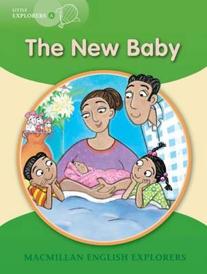 Little Explorers A: The New Baby (Paperback)