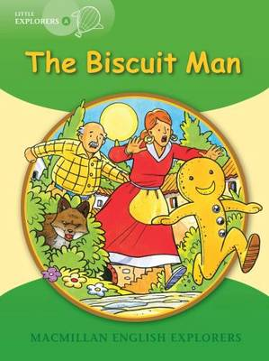 Little Explorers A The Biscuit Man (Board book)