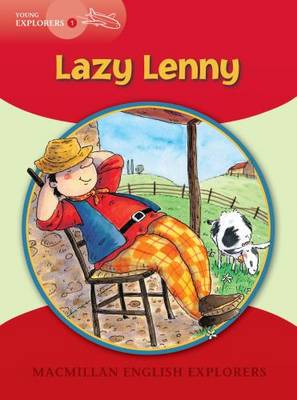 Young Explorers 1 Lazy Lenny (Board book)