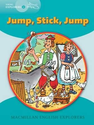Young Explorer 2 Jump Stick Jump (Board book)