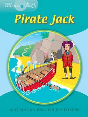 Young Explorers 2 Pirate Jack (Board book)