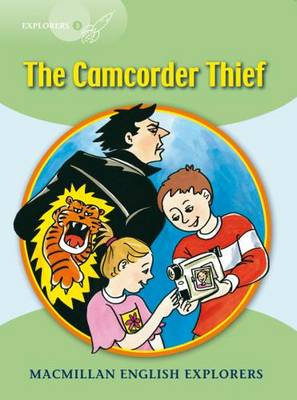 OP Explorers 3The Camcorder Thief (Paperback)