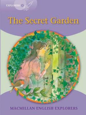 Explorers 5 The Secret Garden (Board book)
