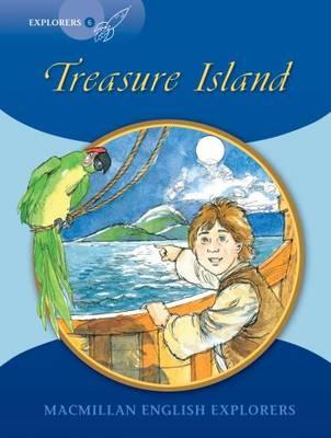 Explorers 6 Treasure Island (Board book)