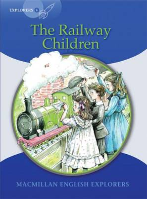 Explorers 6 Railway Children (Board book)