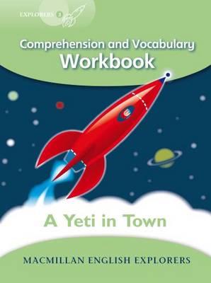 Explorers 3 Yeti Comes To Town Workbook (Board book)