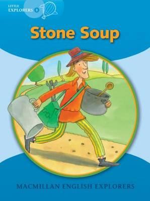 Little Explorers B Stone Soup Big Book (Board book)