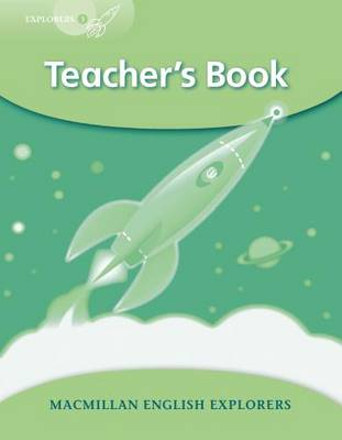 Explorers Level 3: Teacher's Book - High Level Primary Readers for Middle East ELT Course (Paperback)