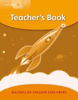 Explorers Level 4: Teacher's Book (Paperback)