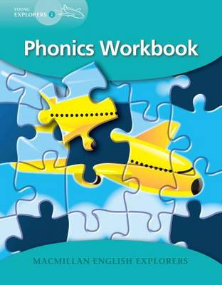 Young Explorers 2 Phonics Workbook (Board book)