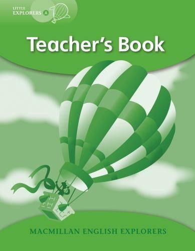 Little Explorers: Teacher's Book A (Paperback)