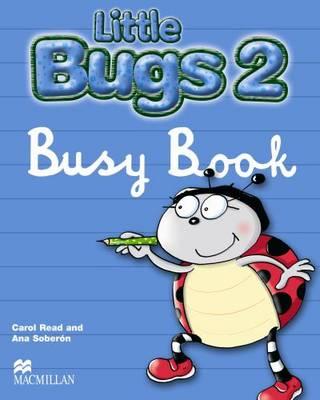 Little Bugs 2: Busy Book - Bugs International S. (Paperback)