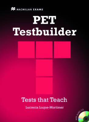 PET Testbuilder SB Pack with Key