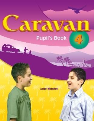 Caravan Level 4: Student's Book - Primary ELT Course for the Middle East (Paperback)