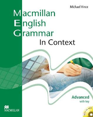 Macmillan English Grammar In Context Advanced Pack with Key (Paperback)