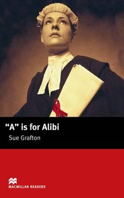 A is for Alibi: Intermediate - Macmillan Readers (Paperback)