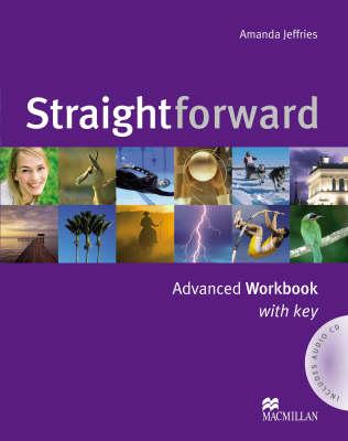 Straightforward - Workbook - Advanced - With Key and Audio CD (Board book)