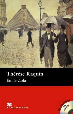 Therese Raquin: Therese Raquin - Book and Audio CD Pack - Intermediate Intermediate (Board book)