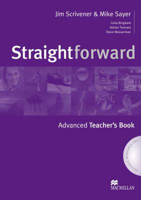 Straightforward Advanced Teacher's Book Pack