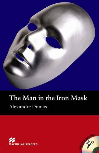 Man in the Iron Mask - With Audio CD