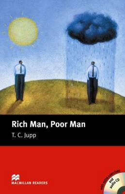 Rich Man, Poor Man: Rich Man, Poor Man Macmillan Beginner Reader & CD Beginner (Board book)