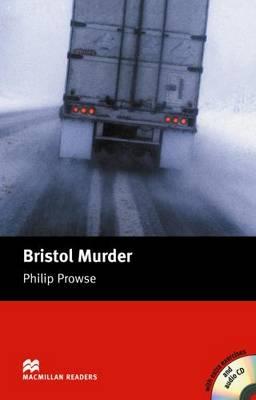 Bristol Murder: Bristol Murder - Book and Audio CD Pack - Intermediate Intermediate (Board book)