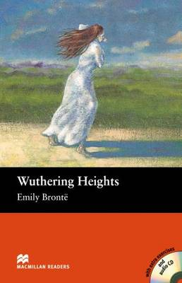 Wuthering Heights: Wuthering Heights - Book and Audio CD Pack - Intermediate Intermediate (Board book)