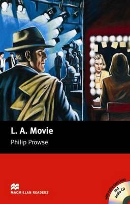 L. A. Movie: L A Movie - Book and Audio CD Pack - Upper Upper (Board book)
