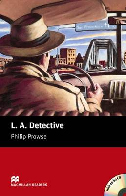 L A Detective - With Audio CD (Board book)